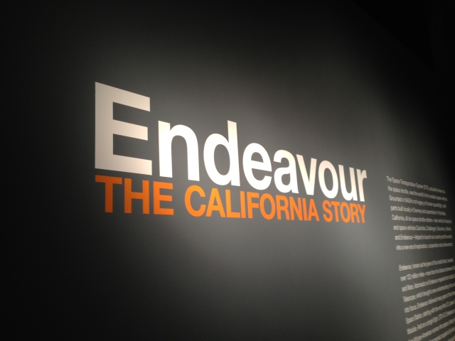 Sneak Peek at Endeavour: The California Story
