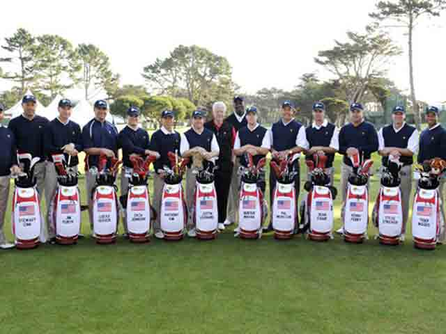 Meet the Presidents Cup American Team