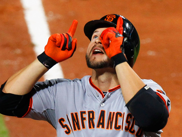 In Pictures: Giants Win NLDS
