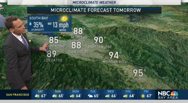 Jeff's Forecast: Red Flag Fire Warning Saturday