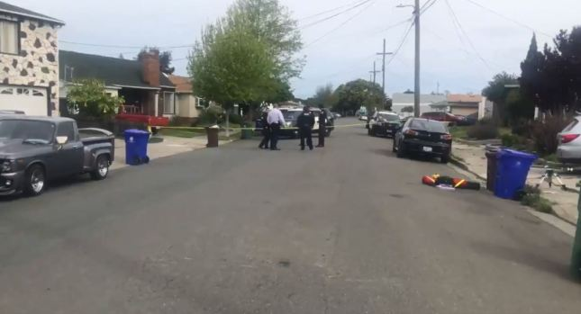 [BAY] 2 Injured in Richmond Knife Attack; Suspect Killed by Police