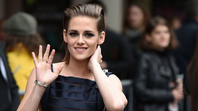 Kristen Stewart Stars in Rolling Stones Music Video