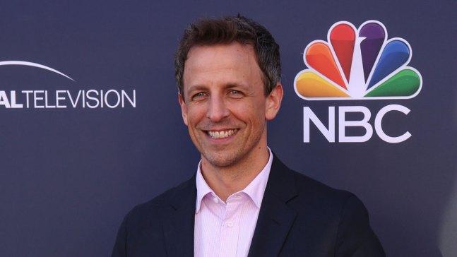 Seth Meyers to Host 2018 Golden Globes
