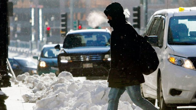 New Year Events Iced; Man's Death May Be Due to Cold Temps