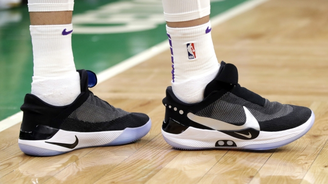 23461aea9a9f Future Is Now  Nike s Next Self-Lacing Shoe Hitting Shelves