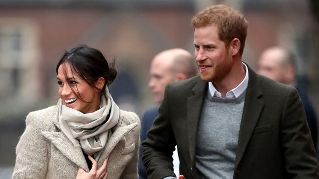 Prince Harry, Meghan Markle Select Gospel Group for Wedding