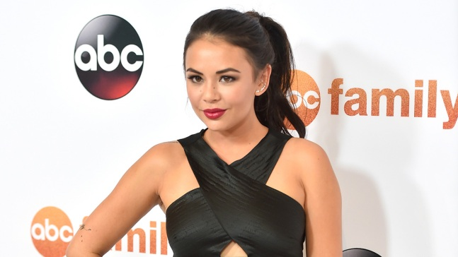 'Pretty Little Liars' Actress Janel Parrish Is Engaged