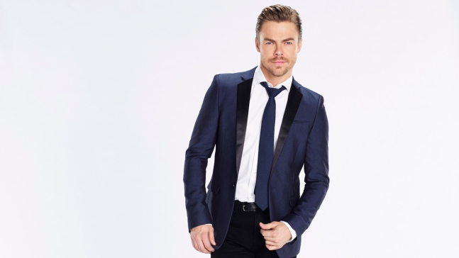 Derek Hough Talks New Role on NBC's 'World of Dance'