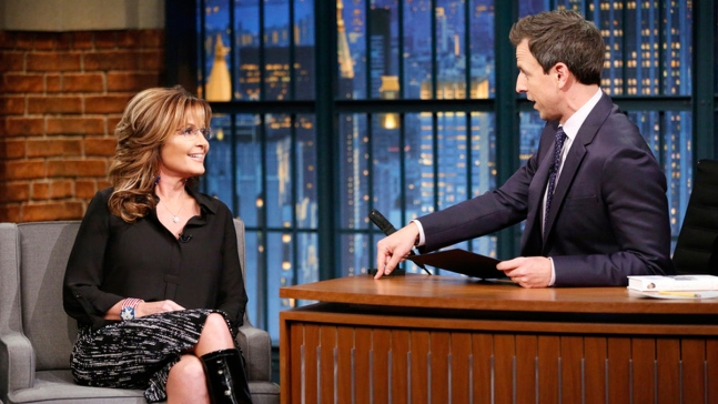 Sarah Palin: U.S. Can't Filter 'Bad Guys' From Refugees