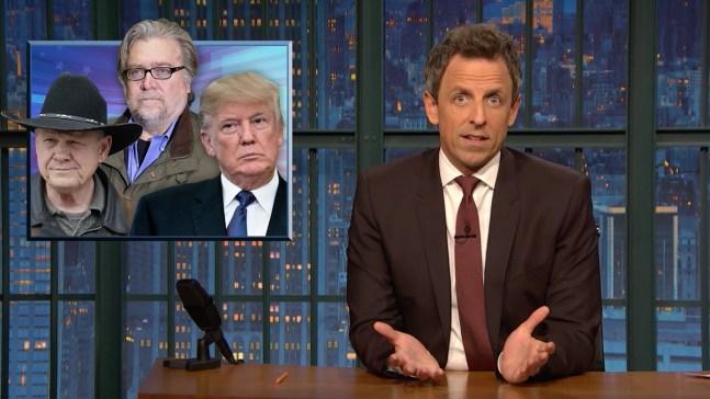 'Late Night': A Closer Look at Moore, Bannon and Trump Loss