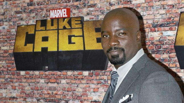 Mike Colter Brings the Pain as 'Luke Cage'