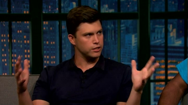 'Late Night': 'Weekend Update' Duo Talks DNC and RNC