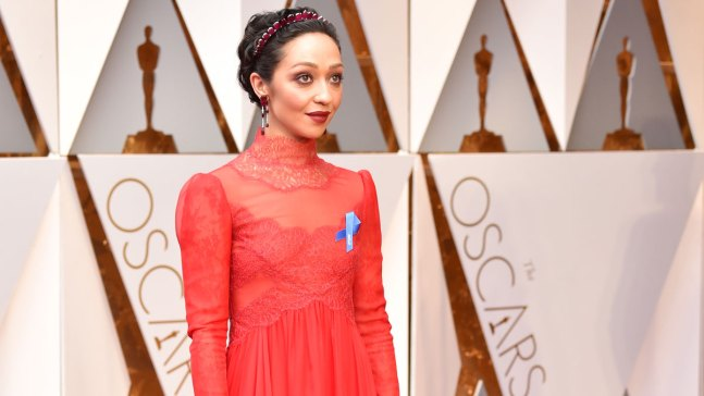 Ruth Negga, Isabelle Huppert Kick off the Oscars Carpet