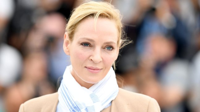 Uma Thurman Calls Out Harvey Weinstein in #MeToo Post