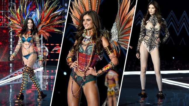 Top Photos From the 2017 Victoria's Secret Fashion Show