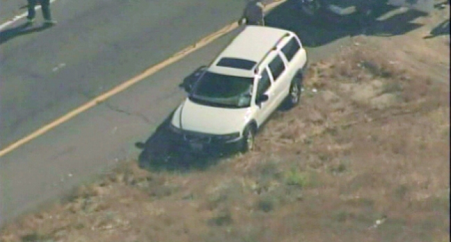 [BAY] RAW VIDEO: I-580 Driver Killed by Flying Pipe