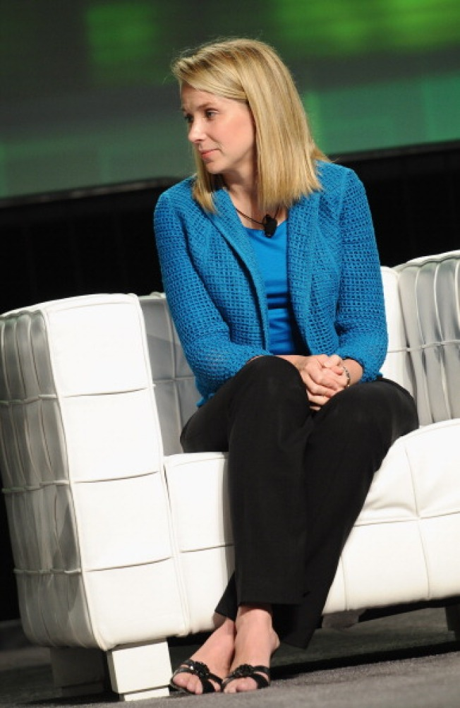 New Yahoo CEO Marissa Mayer Wins Hearts, Makes News -- At Lunch