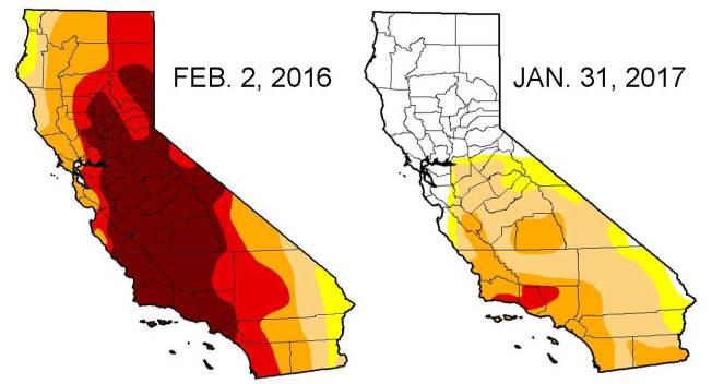 California's Drought Restrictions Continue Despite Rainfall