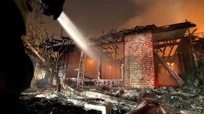 Trio of Fires Keep SJ Crews Scrambling
