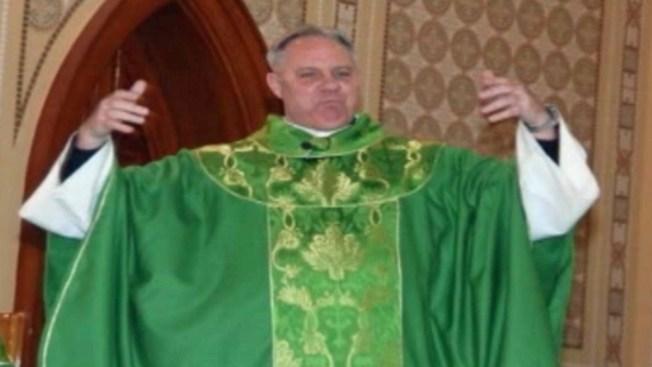 Suspect Arrested in Eureka Priest Killing