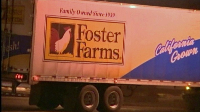 USDA Lifts Suspension at Foster Farms Plant in Livingston