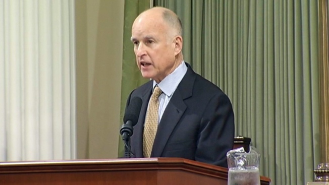 Calif. Gov. Jerry Brown Releases Record  $107.7B Budget Plan
