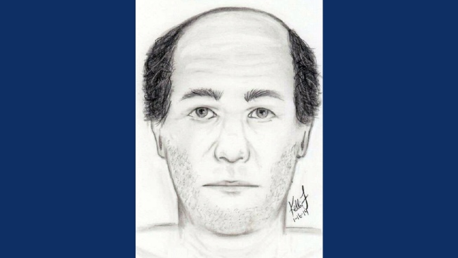 Sketch Shows Man Wanted for Exposing Himself to South San Francisco High School Cheerleaders