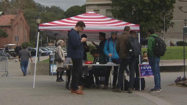 Berkeley Republicans 'Doxxed,' Harassed After Protest ...