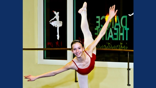"Polina Edmunds Never Says ""I Don't Feel Like It:"" Ballet Teacher"