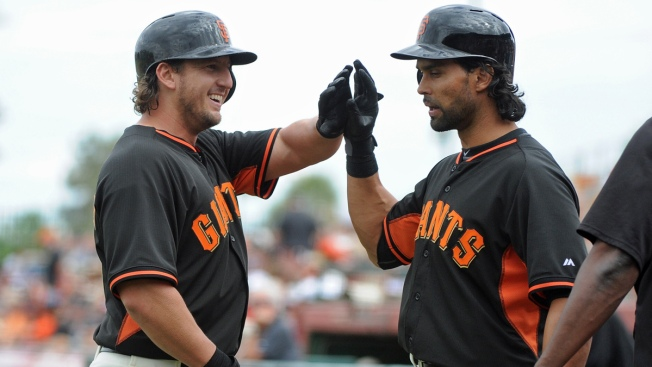 Travels with Mark Minicozzi: The Infielder's Unusual Path to Giants Spring Training