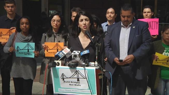 SF Supervisors Call For Increased Funding For Immigrant Legal Defense