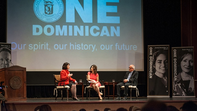 Dominican University of California Gets $25 Million Gift