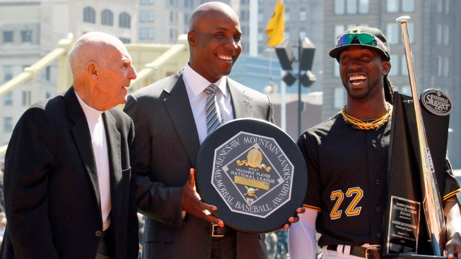 Mixture of Boos and Cheers for Barry Bonds in Pittsburgh Homecoming