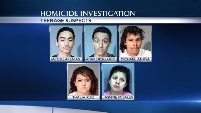 5 Teens Charged With Murder, 6 Other Felonies in 3-Day San Jose Gang ...