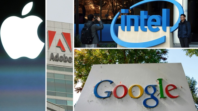Google, Apple, Intel and Adobe Settle High-Tech Workers' Lawsuit
