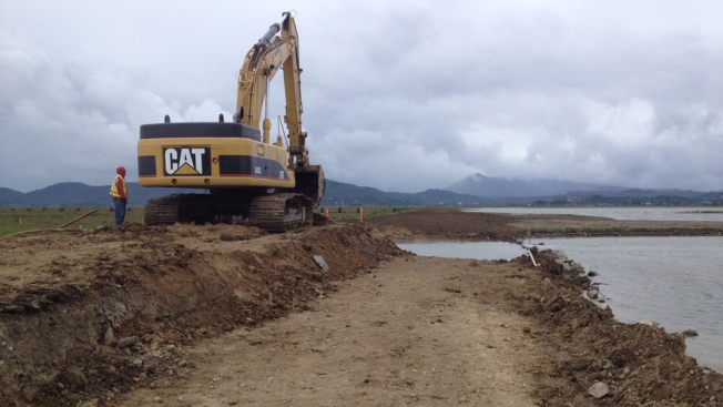 Novato Levee Intentionally Breached in Effort to Return Former Military Base to San Francisco Bay Tidal Marsh