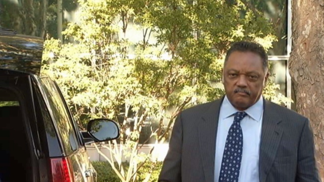 Rev. Jesse Jackson, in Silicon Valley, Continues Push to Diversify Tech
