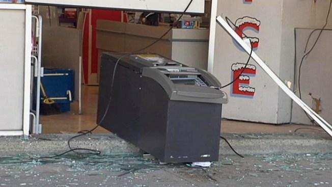 Smashing Entrance: Burglars Use U-Haul Truck to Break Into Antioch CVS Store