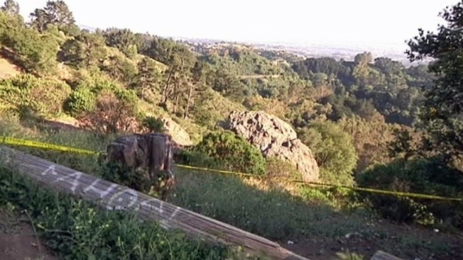 Body Found at Bottom of Large Rock in Berkeley Hills