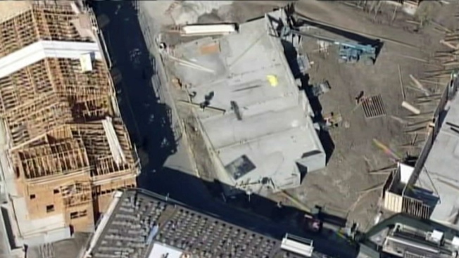 Construction Worker Falls to Death in San Mateo