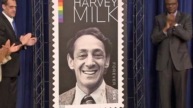 """Hate Group"" Says Reject Mail with Harvey Milk Stamp"