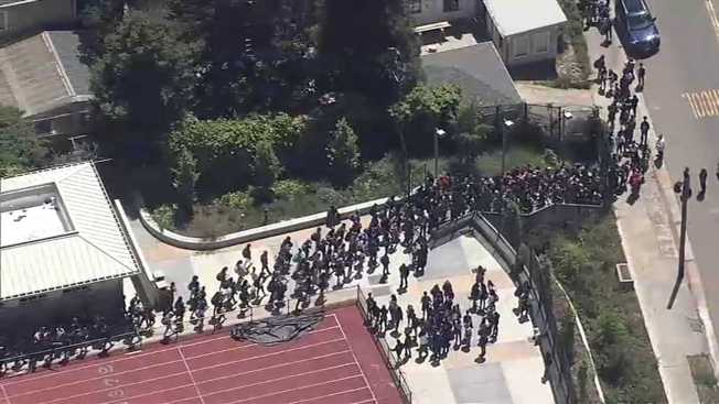 Police Investigate Bomb Threat at El Cerrito High