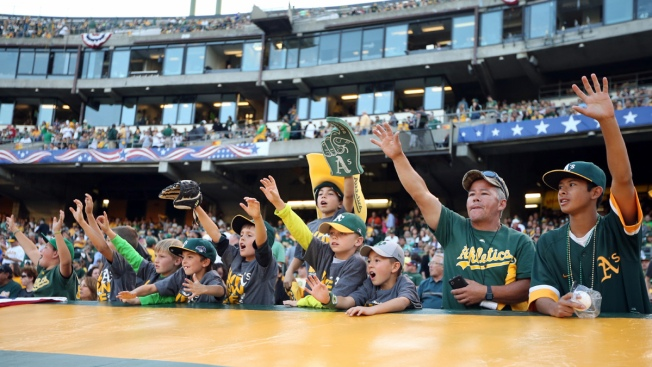 Oakland Expected to Reject A's Coliseum Extension: Report