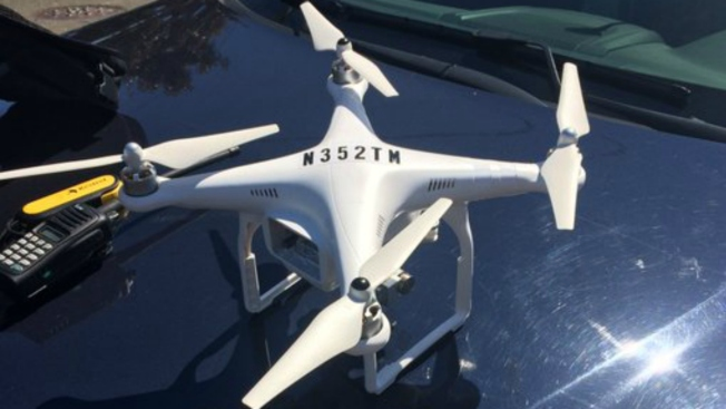Drone Helps Alameda County Sheriff With Gambling, Drug Bust in San Leandro