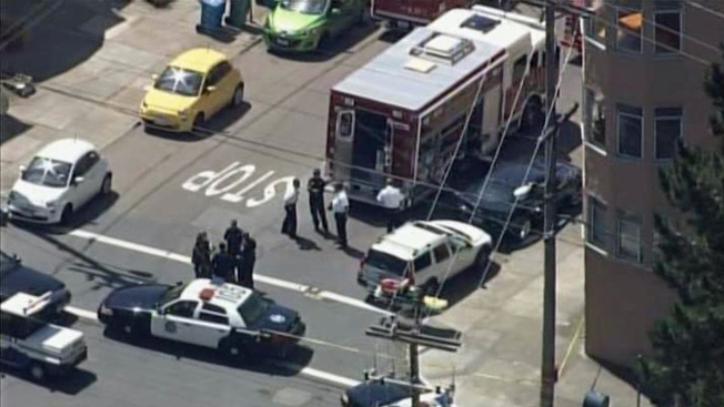San Francisco Building Evacuated Due to Possible Hazmat Incident