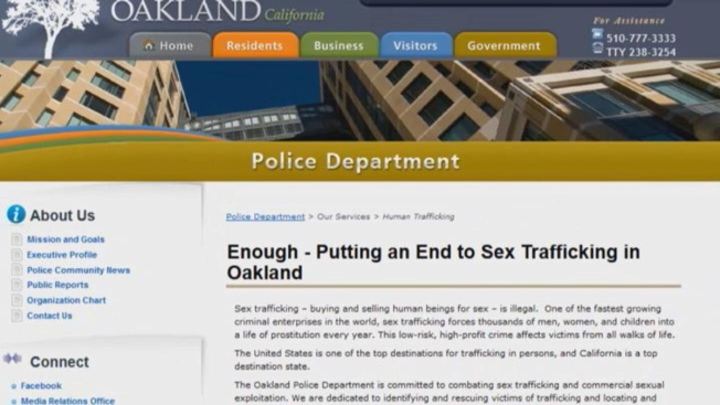 Oakland Plans Internet Shaming of Prostitution Patrons