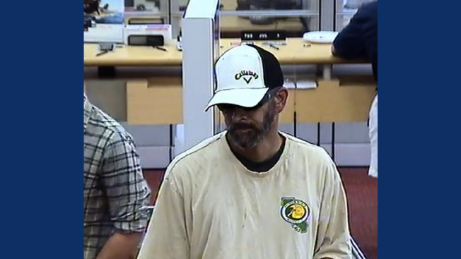 Police: Foul-Smelling Man Robs Mountain View Bank