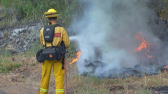 Napa County Fire 90 Percent Contained, Still at 4,300 Acres
