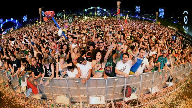 Electric Daisy Carnival Concertgoer from Bay Area Overdosed on Ecstasy: Coroner