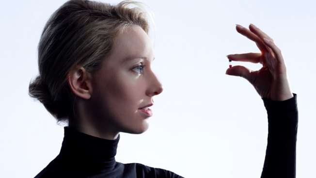 The Female Mark Zuckerberg: Elizabeth Holmes Is Youngest Female Self-Made Billionaire